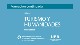 Master's Degree in Tourism and Humanities