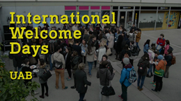 International Welcome Days UAB