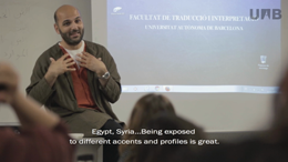 Master in Contemporary Arabic Studies (MEAC)