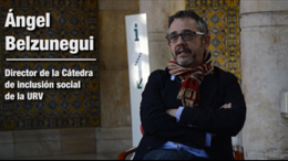 "III International Congress of Miseal: ""New challenges in Social Inclusion and Equality in Higher Education"" An inverview to Ángel Belzunergui."