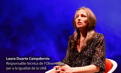 Tribute to Laura Duarte Campderrós 2020